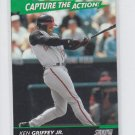 Ken Griffey Jr 2000 Stadium Club Capture The Action #CA9 Reds *BILL