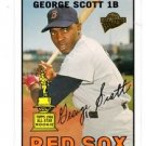 George Scott 2004 Topps All Time Fan Favorites #17 Red Sox
