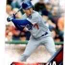 Alex Guerrero Future Stars Trading Card Single 2016 Topps #279 Dodgers