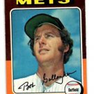 Bob Gallagher Trading Card Single 1975 Topps #406 Mets EXMT