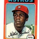 Wilbur Howard Trading Card Single 1975 Topps #563 Astros