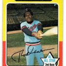 Rod Carew Trading Card Single 1975 Topps #600 Twins EX+