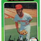 Tom Hall Trading Card Single 1975 Topps #108 Reds VG
