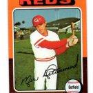 Merv Rettenmund Trading Card Single 1975 Topps #369 Reds NMT