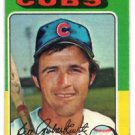 Billy Grabarkewitz Trading Card Single 1975 Topps #233 Cubs EXMT