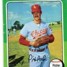 Skip Pitlick Trading Card Single 1975 Topps #579 White Sox EXMT