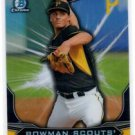 Tyler Glasnow Bowman Scouts Refractor 2015 Bowman #BSTG Pirates