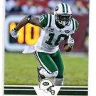 Santonio Holmes Glossy Trading Card Single 2012 Score #223 Jets