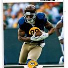 Jermichael Finley Glossy Trading Card Single 2012 Score #8 Packers