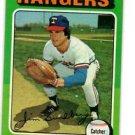 Jim Sundberg RC Trading Card Single 1975 Topps #567 Rangers NMT