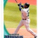 Ken Griffey Jr Trading Card Single 2010 Topps #85 Mariners
