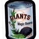 Magic Beans Trading Card Single 2016 Topps MLBW1 Giants