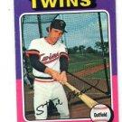 Steve Braun Trading Card Single 1975 Topps #273 Twins EXMT