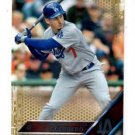 Alex Guerrero Future Stars Gold Parallel SP 2016 Topps #279 Dodgers 0107/2016
