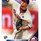Alec Asher RC Trading Card Single 2016 Topps #27 Phillies