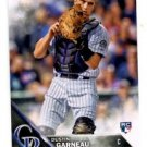 Dustin Garneau RC Trading Card Single 2016 Topps 51 Rockies