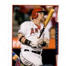 Kole Calhoun Trading Card Single 2014 Topps Mini Exclusive #470 Angels