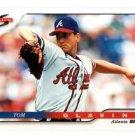 Tom Glavine Trading Card Single 1996 Score #327 Braves