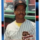 James Steels Trading Card Single 1988 Donruss #360 Padres