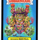Bugged Brenda Black Parallel 2015 Topps Garbage Pail Kids #49a