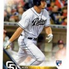 Alex Dickerson RC Trading Card Single 2016 Topps  #281 Padres
