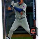 Albert Almora Trading Card Single 2015 Bowman Chrome Draft #199 Cubs