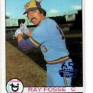 Ray Fosse Blue Buyback Trading Card Single 2016 Topps #51 Brewers 79 Topps