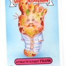 Athlete's Foot Frank Mascot Sticker SP 2015 Topps Garbage Pail Kids #1