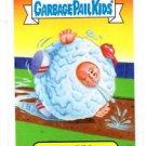 Spit Bill Mascot Sticker SP 2015 Topps Garbage Pail Kids #3