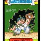 Caught Scott Black SP 2015 Topps Garbage Pail Kids #59b