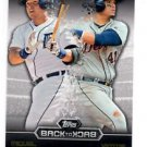 Miguel Cabrera Victor Martinez Back to Back Insert 2016 Topps #BB10 Tigers