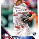 Aaron Nola RC Trading Card Single 2016 Topps #133 Phillies