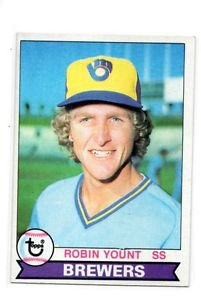 Paul Molitor Trading Card Single 1979 Topps #24 Brewers NMT