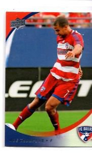 Abe Thompson Trading Card Single 2008 Upper Deck MLS #164 FC Dallas