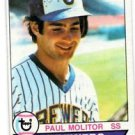 Robin Yount Trading Card Single 1979 Topps #95 Brewers EX+