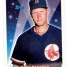 Greg Blosser Trading Card Single 1993 Topps 798 Red Sox