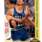 David Cantarello 1991-92 Upper Deck International Italian #116