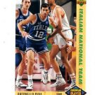Antonello Riva 1991-92 Upper Deck International Italian #114