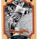 Ralph Kiner Trading Card Single 2012 Panini Cooperstown #132 Pirates