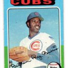 Ray Burris Trading Card Single1975 Topps 3586 Cubs EX+