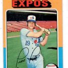 Tom Foli Trading Card Single 1975 Topps #149  Expos NMMT