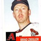 Brad Ziegler Trading Card Single 2016 Topps Archives #64 Diamondbacks