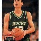 Jon Barry Trading Card 1992-93 Topps 244 Bucks