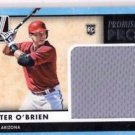 Peter O'Brien RC Jersey Promising Pros 2016 Donruss #PPM-PG Diamondbacks