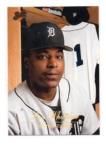 Lou Whitaker Trading Card Single 1994 Studio #195 Tigers