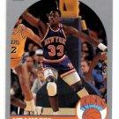 Patrick Ewing Trading Card Single 1990 Hoops #203 Knicks