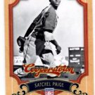 Satchel Paige Trading Card Single 2012 Panini Cooperstown #75 Indians
