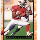 Frank Sanders Trading Card 1996 Fleer Ultra #195 Cardinals