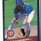 Ryne Sandberg Trading Card Single 1986 Donruss #67 Cubs
