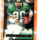 Wayne Chrebet Trading Card 1996 Fleer Ultra #183 Jets